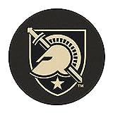 Fanmats 19494 Army West Point Puck Mat, Team Color, 27'' Diameter