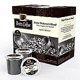Peet's Coffee Major Dickason Blend Single Cup Coffee for Keurig K-Cup Brewers 120 count ,Peet-sh4f