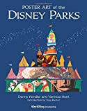 Poster Art of the Disney Parks by Daniel Handke, Vanessa Hunt, Tony Baxter (2012)