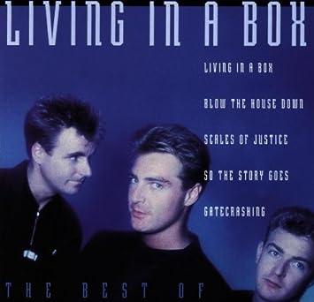 Best of - Living in a Box: Amazon.de: Musik