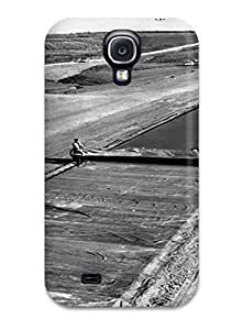 NUEkTzH437HnPGX Anti-scratch Case Cover ZippyDoritEduard Protective Photography Black And White People Photography Case For Galaxy S4