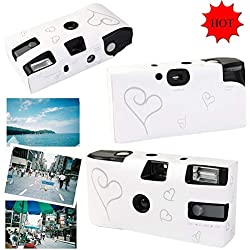 Gift Souvenir Wedding Wedding Gifts For Guests Wedding Souvenirs Heart Disposable Camera 36 Photos for Wedding Decoration