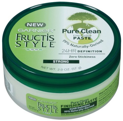 - Garnier Fructis Style Pure Clean Finishing Paste, 2.0 Oz (Pack of 2)