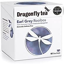 Dragonfly Rooibos Earl Grey 40 Bags x 4
