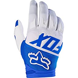 2017 Fox Racing Youth Dirtpaw Race Gloves-Blue-YM