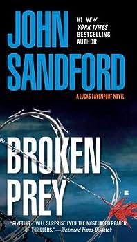 Broken Prey 0425204308 Book Cover