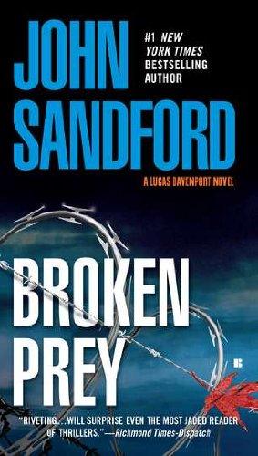 Broken Prey - Book #16 of the Lucas Davenport