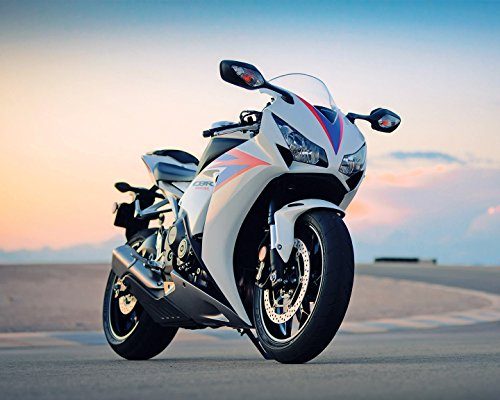 Honda Fireblade Poster Motorcycle Bike Wall Decor High Quality 16x20 Inches