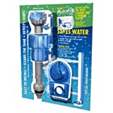 Danco BlueSource HFX120 HydroFix Water Saving Toilet Fill Valve and Flapper Kit by MJSI
