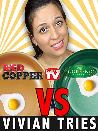 Review: Red Copper Pan vs Orgreenic (Pan Movie 2017)