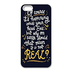 iPhone 5,5S Phone Cases White Harry Potter DEM725347