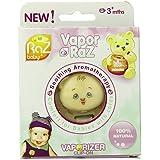 Razbaby Vapor-Raz Aromatherapy Clip with Menthol/Eucalyptus and Lavender Pads, 3 Months