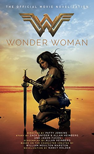 Wonder Woman: The Official Movie Novelization ()