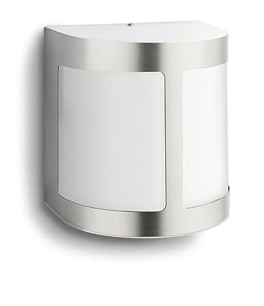 Philips myGarden Parrot - Aplique para exterior con sensor de movimiento, LED, luz blanca