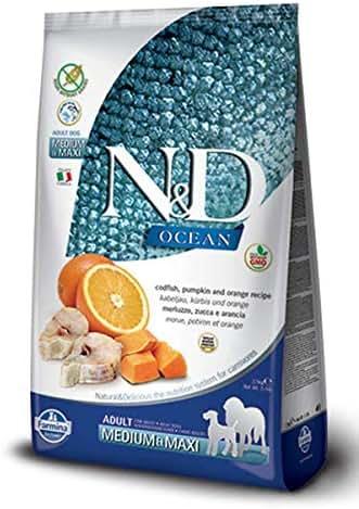 Dog Food: Farmina N&D Ocean