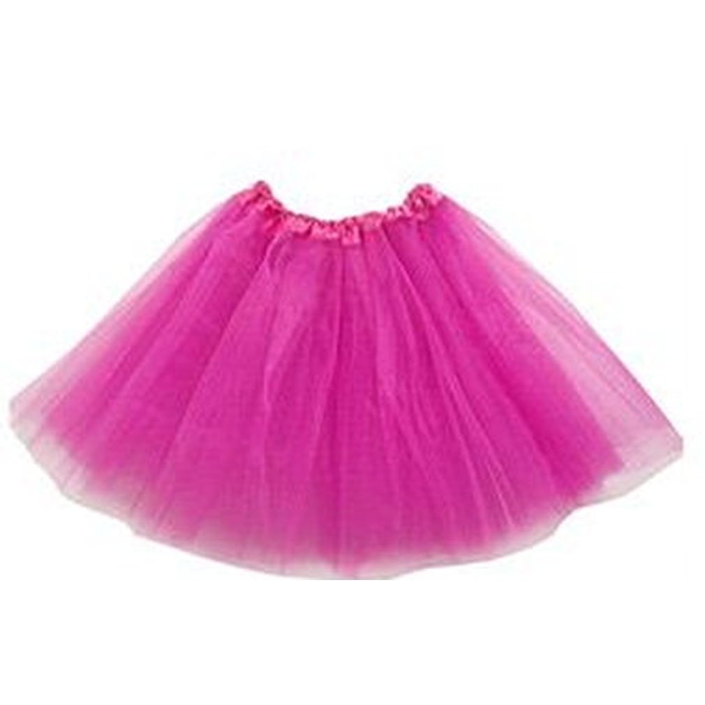 Women's Tutu Skirt Princess Party Skirt Mini Dress for Dress Up & Fairy Costumes