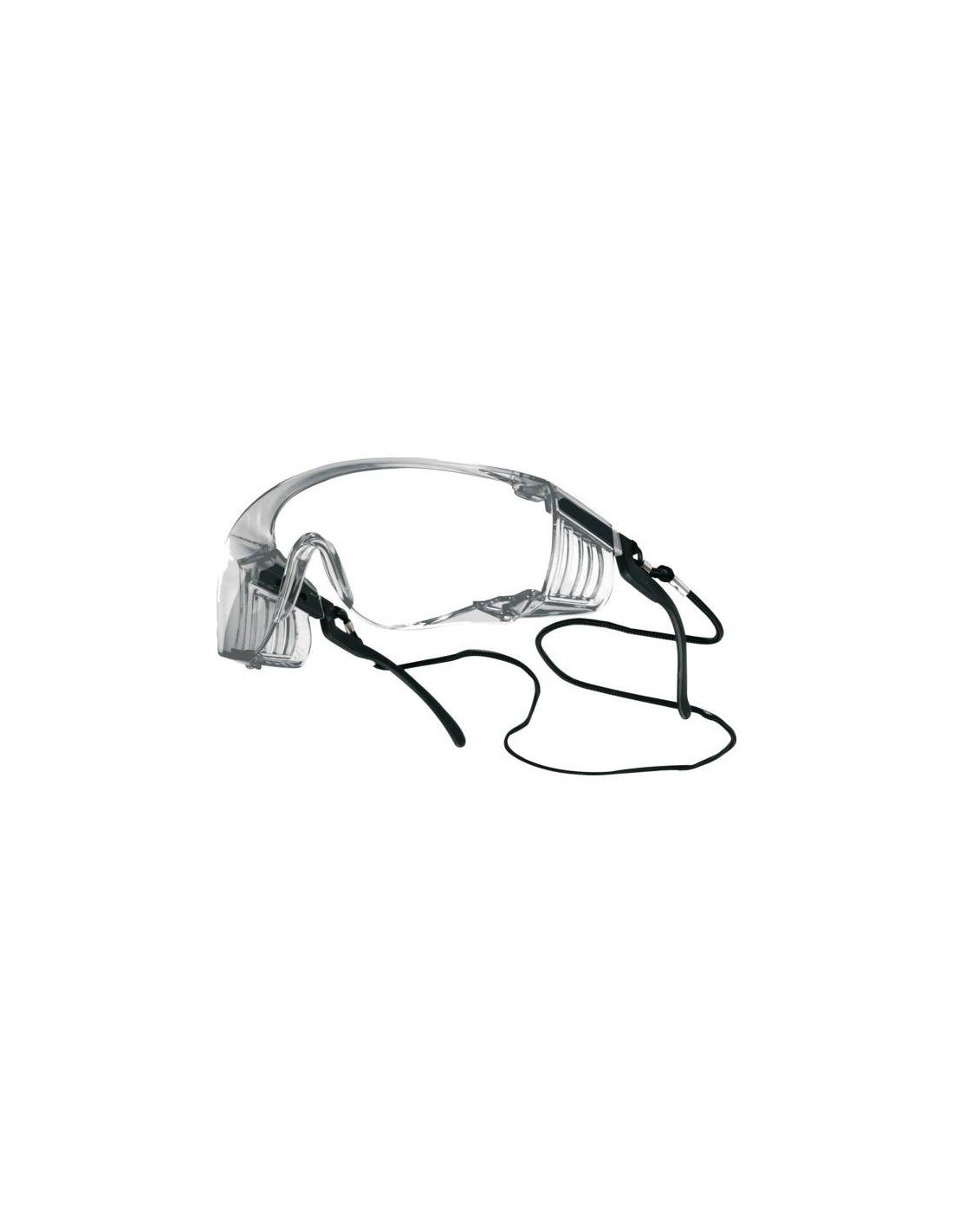 BOLSQUPSI - Bolle Coverspec Spectacls Clear PC ANTI-FOG BOLLE PROTECTION SQUALE CLEAR