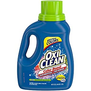 Best Epic Trends 51Ra40mTmYL._SS300_ OxiClean Color Boost Color Brightener plus Stain Remover Liquid FREE 45oz