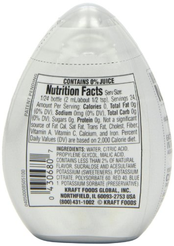 MiO Liquid Water Enhancer, Fruit Punch, 1.62 Ounce (Pack of 12) by Mio (Image #4)'