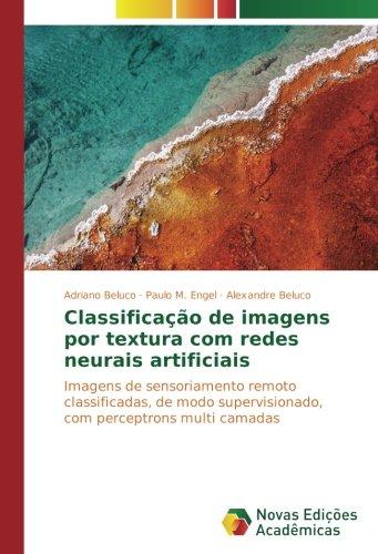 Read Online Classificação de imagens por textura com redes neurais artificiais: Imagens de sensoriamento remoto classificadas, de modo supervisionado, com perceptrons multi camadas (Portuguese Edition) pdf