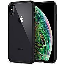 Spigen Ultra Hybrid Designed for Apple iPhone Xs MAX Case (2018) - Matte Black