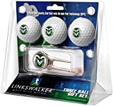 Colorado State Rams NCAA 3 Ball Gift Pack w/ Cap Tool