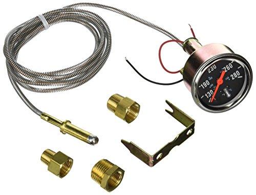 Install Water Temperature Gauge - 1