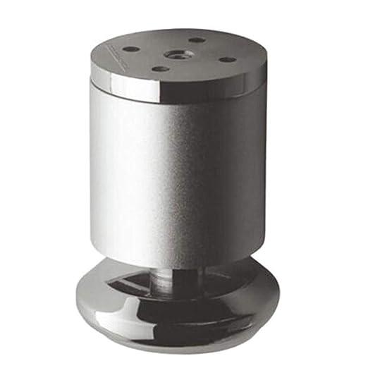 YANZEDIAN Aleación Aluminio Muebles Pies - Mesa de Centro Mueble ...