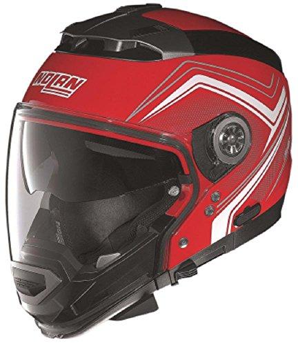 Nolan Helmets N44 Como Red