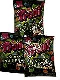 Trolli Extreme Sour Bites Fruitz 3 Packs