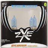 headlight bulbs 9012 - SYLVANIA 9012 SilverStar zXe Halogen Headlight Bulb, (Contains 2 Bulbs)