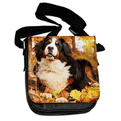 Bernese Mountain Dog Animali Borsa a tracolla 034 Compra Coste Barato Con El Envío Libre De La Tarjeta De Crédito Descuento 100% Auténtico Precio Bajo Del Envío Libre Muchos Tipos De Venta ukKYJSHy3