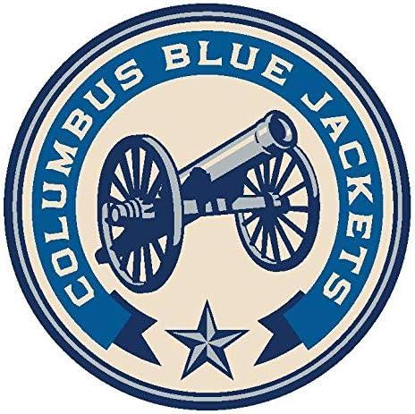 6 Poster Bumper Window Sticker Columbus Blue Jackets Wall Art Sizes Columbus Blue Jackets pop Vinyl