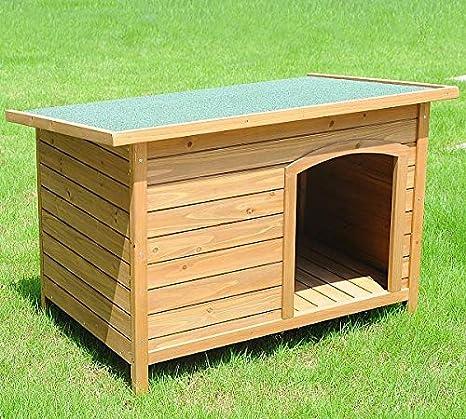 Eugad 0036ht Cuccia In Legno Gabbia Da Esterno Per Cani Gatti