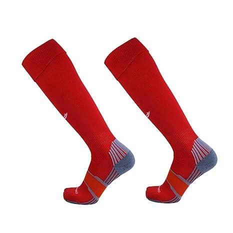 Al aire libre deporte atlético calcetines largo medias de béisbol ...