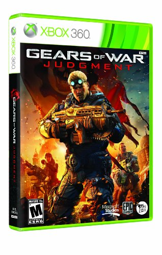 Gears of War Judgment - Xbox - Judgment Gears