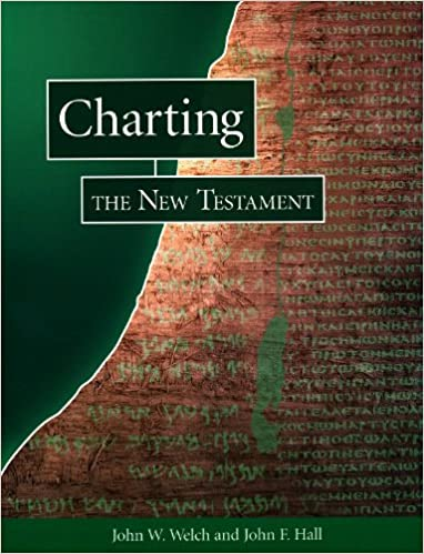 Book Charting the New Testament
