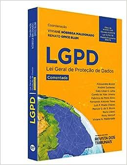 Lgpd Lei Geral De Proteção De Dados - 9788553213931