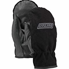 Burton Work Horse Leather MittPart Number: 10314103 From Burton: Dial in your ranch hand look with the Burton Work Horse Leather Mitt. Built in classic work wear leather style, with a quick-drying fleece finger mitt lining, these mitts are re...