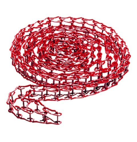 Manfrotto 091MCR Metal Chain for Expan Background Holder Set 138-Inch (Red)