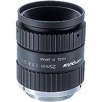 COMPUTAR M2514-MP2 2/3 25mm f1.4 w/locking iris & focus, megapixel, C-mount