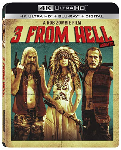 Three From Hell [Blu-ray] ()