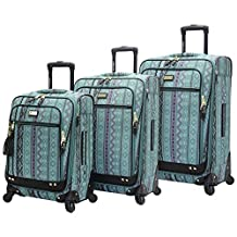 """Steve Madden """"Legends"""" 3-Piece Set of Expandable Spinners: 28"""" 24"""" and 20"""""""