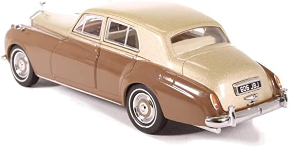 OXFORD DIECAST 43RSC001 1:43 O SCALE Rolls Royce Silver Cloud I Sand//Sable