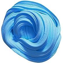 Fluffy Floam Slime Scented Stress Relief No Borax Kids Toy Sludge Toy (BU)