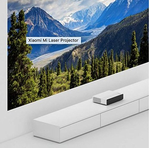 Video Projector,Xiaomi Mijia Laser projection TV Ultra Short Laser Display ALPD 150