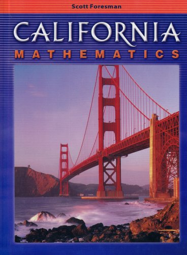 California Mathematics Level 6