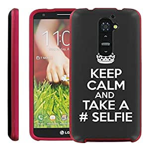[ManiaGear] Design Graphic Image Shell Cover Hard Case (Selfie) for LG G2 / D800 / D801 / LS980