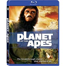 Planet of the Apes [Blu-ray] (2008)