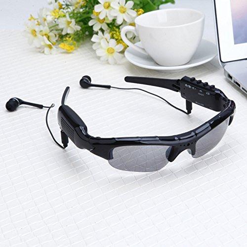Bluetooth Headphones Sunglass - DV, Comara, TF, Videography, Photography, Music, Bluetooth Bluetooth